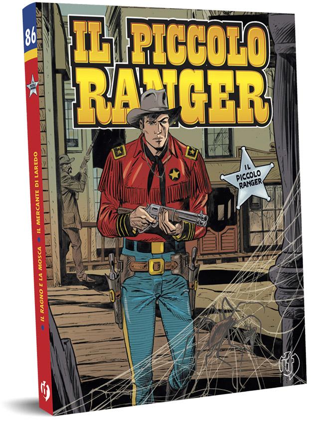 il piccolo ranger edizioni IF copertina numero 86