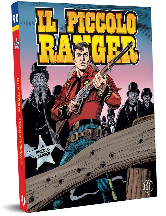 il piccolo ranger edizioni IF copertina numero 90