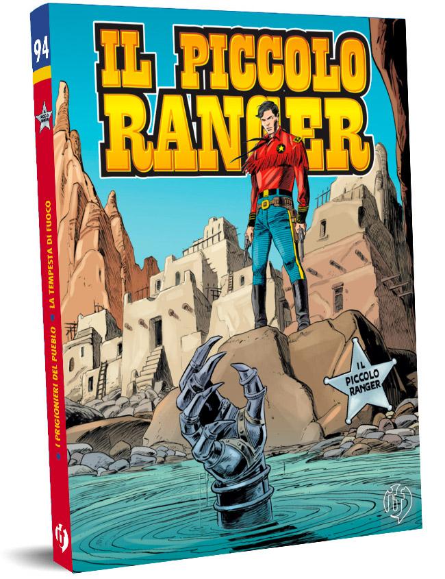 il piccolo ranger edizioni IF copertina numero 94