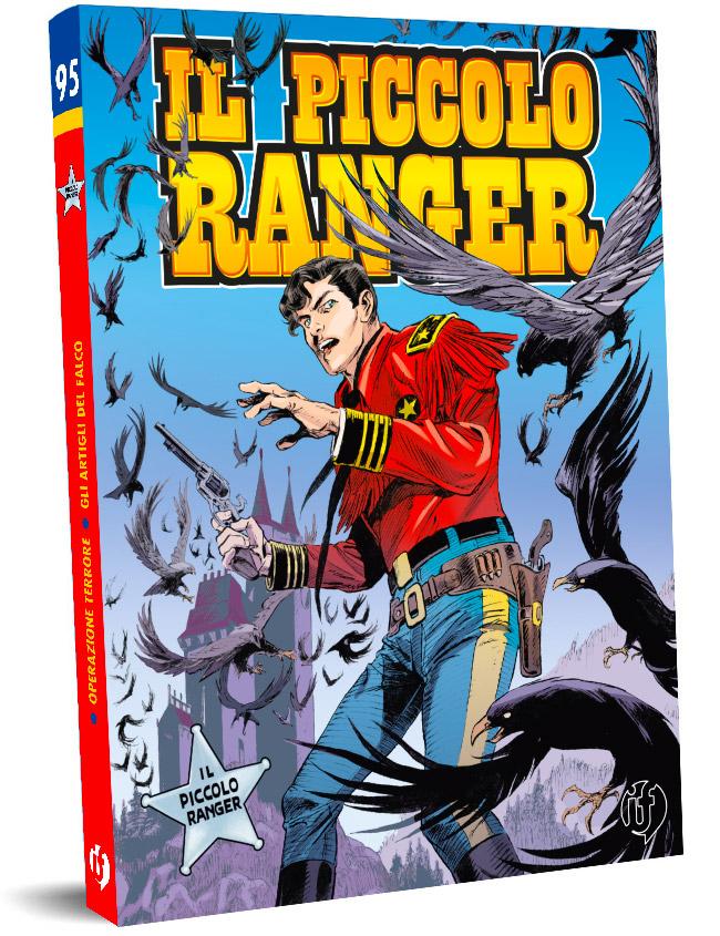 il piccolo ranger edizioni IF copertina numero 95