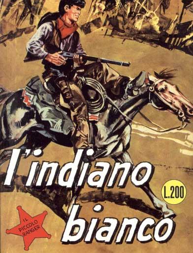 il piccolo ranger collana cowboy copertina numero 2