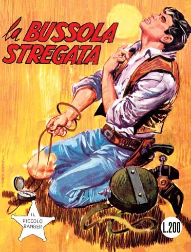 il piccolo ranger collana cowboy copertina numero 11