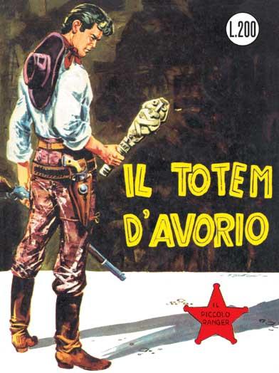 il piccolo ranger collana cowboy copertina numero 13