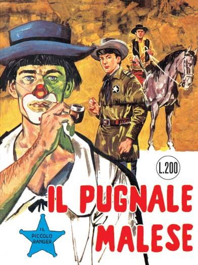 il piccolo ranger collana cowboy copertina numero 14
