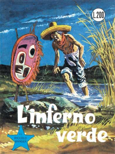 il piccolo ranger collana cowboy copertina numero 16