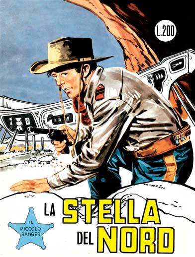 il piccolo ranger collana cowboy copertina numero 17
