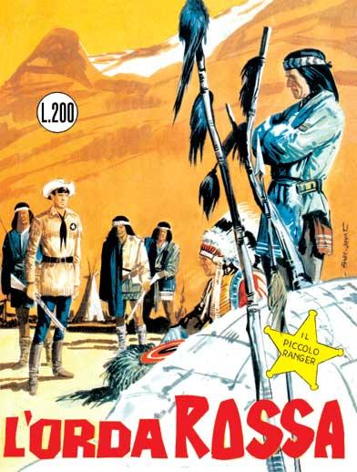 il piccolo ranger collana cowboy copertina numero 30