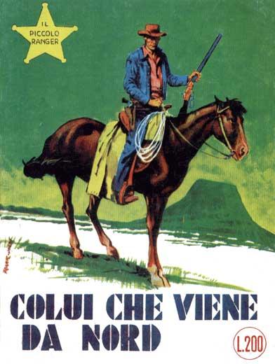 il piccolo ranger collana cowboy copertina numero 32