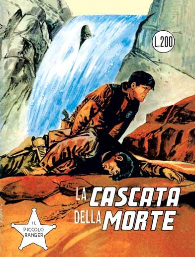 il piccolo ranger collana cowboy copertina numero 34