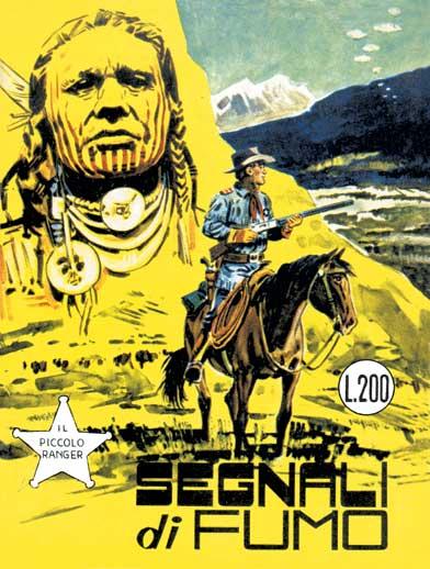 il piccolo ranger collana cowboy copertina numero 37