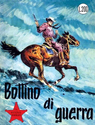 il piccolo ranger collana cowboy copertina numero 38