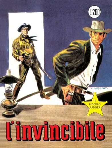 il piccolo ranger collana cowboy copertina numero 39