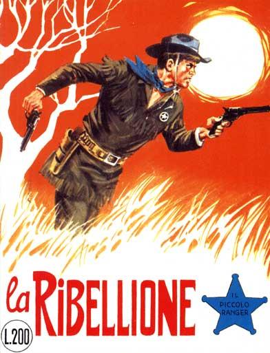 il piccolo ranger collana cowboy copertina numero 46