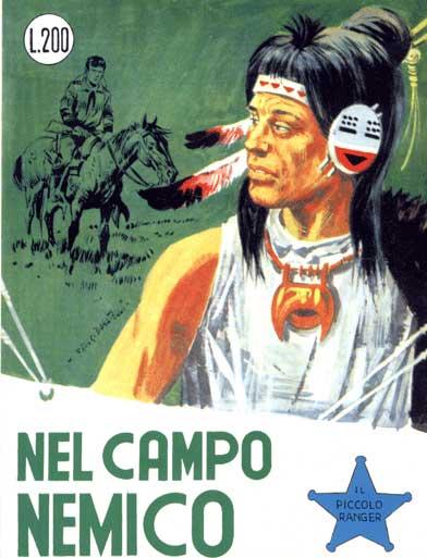 il piccolo ranger collana cowboy copertina numero 48