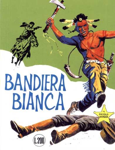 il piccolo ranger collana cowboy copertina numero 54