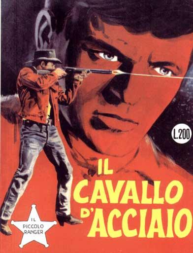 il piccolo ranger collana cowboy copertina numero 59
