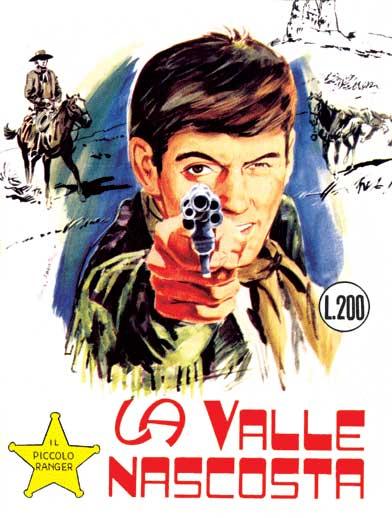 il piccolo ranger collana cowboy copertina numero 64