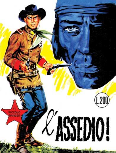 il piccolo ranger collana cowboy copertina numero 67