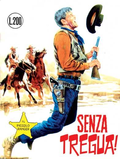 il piccolo ranger collana cowboy copertina numero 69