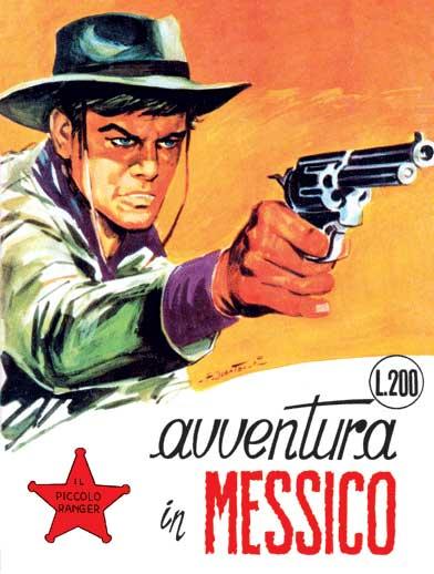 il piccolo ranger collana cowboy copertina numero 70