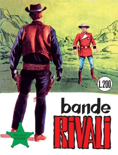 il piccolo ranger collana cowboy copertina numero 71