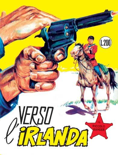 il piccolo ranger collana cowboy copertina numero 74
