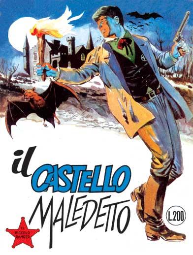 il piccolo ranger collana cowboy copertina numero 76