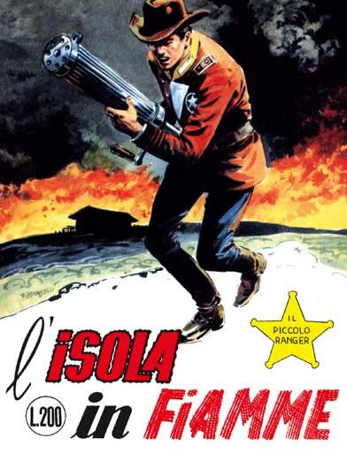 il piccolo ranger collana cowboy copertina numero 78