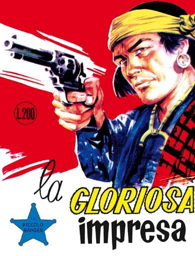 il piccolo ranger collana cowboy copertina numero 79