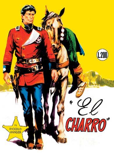 il piccolo ranger collana cowboy copertina numero 82