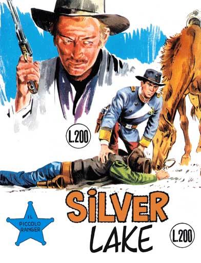 il piccolo ranger collana cowboy copertina numero 87