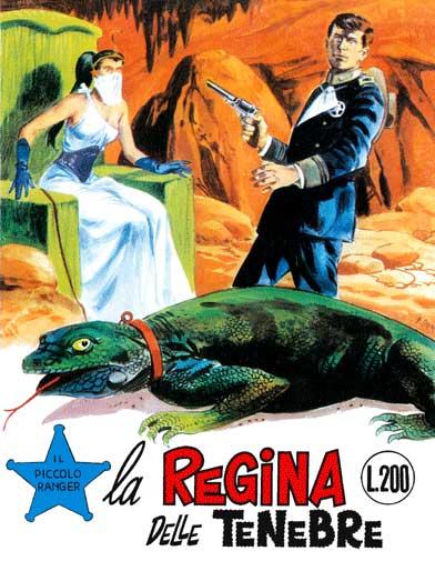 il piccolo ranger collana cowboy copertina numero 88