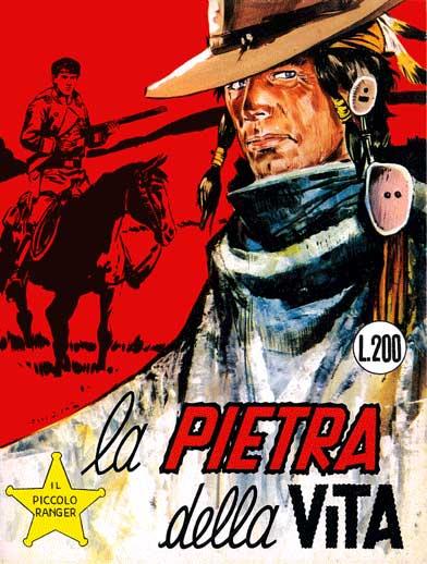 il piccolo ranger collana cowboy copertina numero 89