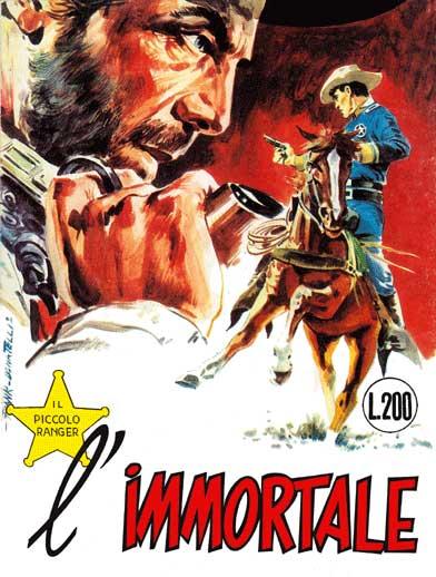 il piccolo ranger collana cowboy copertina numero 92
