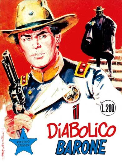 il piccolo ranger collana cowboy copertina numero 93
