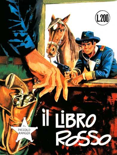 il piccolo ranger collana cowboy copertina numero 94