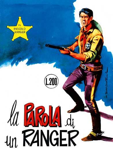 il piccolo ranger collana cowboy copertina numero 95
