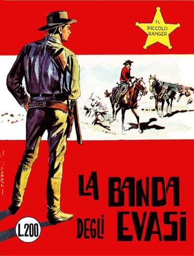 il piccolo ranger collana cowboy copertina numero 96