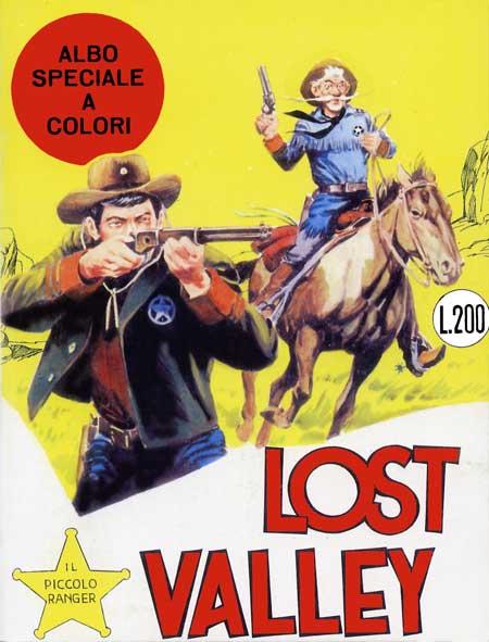 il piccolo ranger collana cowboy copertina numero 100