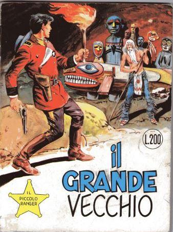 il piccolo ranger collana cowboy copertina numero 102
