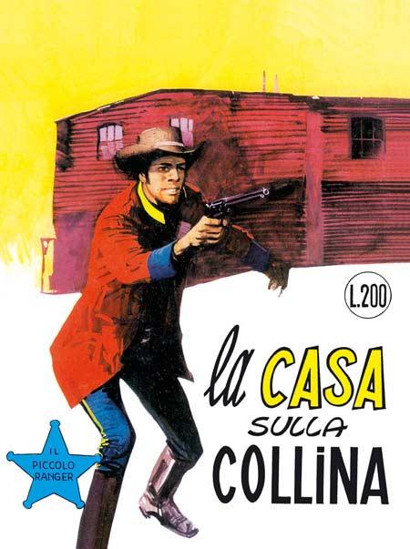 il piccolo ranger collana cowboy copertina numero 108