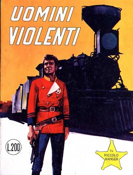 il piccolo ranger collana cowboy copertina numero 109