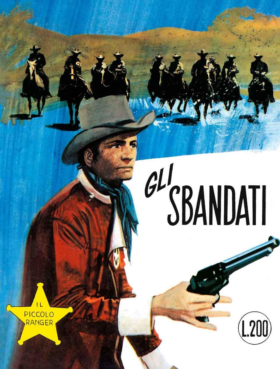 il piccolo ranger collana cowboy copertina numero 113