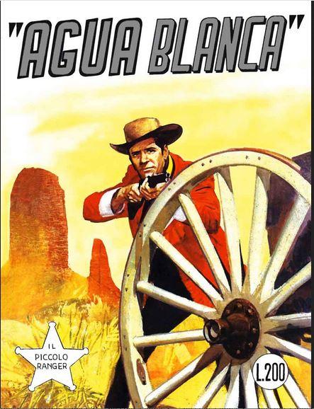 il piccolo ranger collana cowboy copertina numero 115