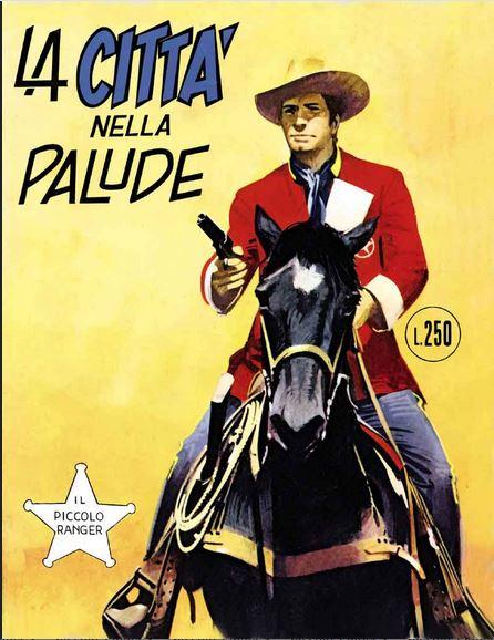 il piccolo ranger collana cowboy copertina numero 119