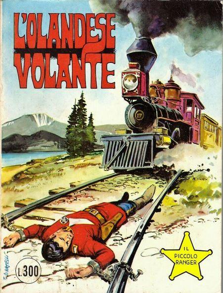 il piccolo ranger collana cowboy copertina numero 138