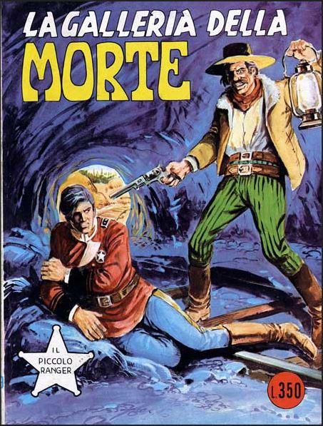 il piccolo ranger collana cowboy copertina numero 139