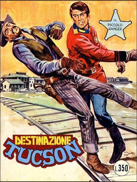 il piccolo ranger collana cowboy copertina numero 140