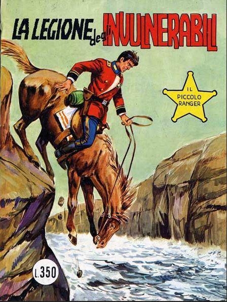 il piccolo ranger collana cowboy copertina numero 141
