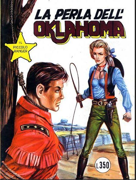 il piccolo ranger collana cowboy copertina numero 147